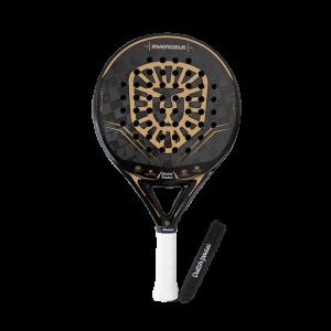 Invencible padel racket vooraanzicht